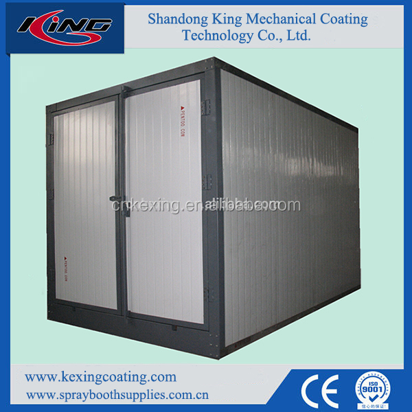 2015 powder coating booth