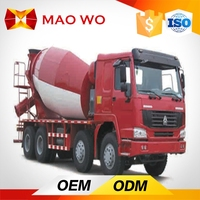 5 Cubic Meters 10Tons Scania Hino Concrete Mixer Truck For Sale