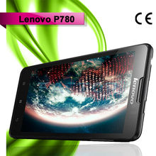"Original Lenovo P780 5.0"" IPS Android 4.2 Quad Core MTK6589 1.2GHz 3G Smartphone with 8MP Camera OTG WiFi GPS (1G+4G)"