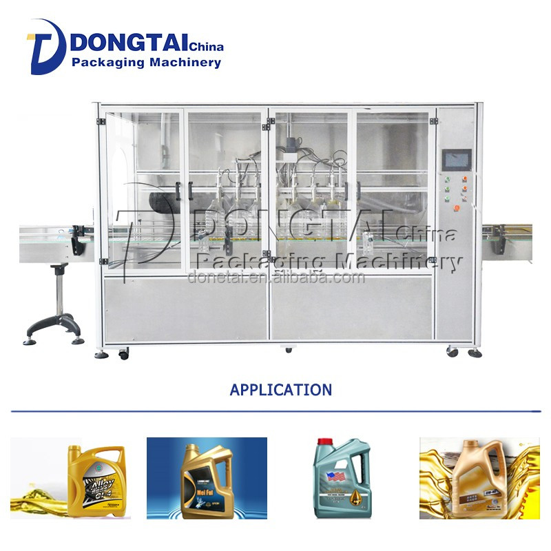 Almond oil filling machine manufacturer