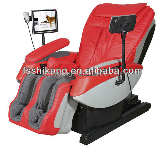 back and leg massage chair for wholesale