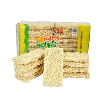 OEM healthy air dried non fried instant noodles