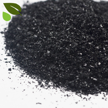 Pingxiang HAY 100% water-soluble CN manufacturer 65% humic aicd 10% K2O potassium humate