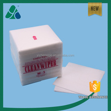 Cellulose & Polyester high absorbency linet free Cleanroom Wiper