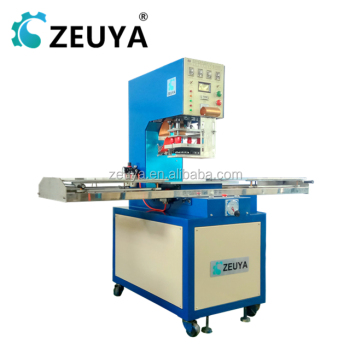 5-8KW Shuttle Working Table High Frequency Welding Machine