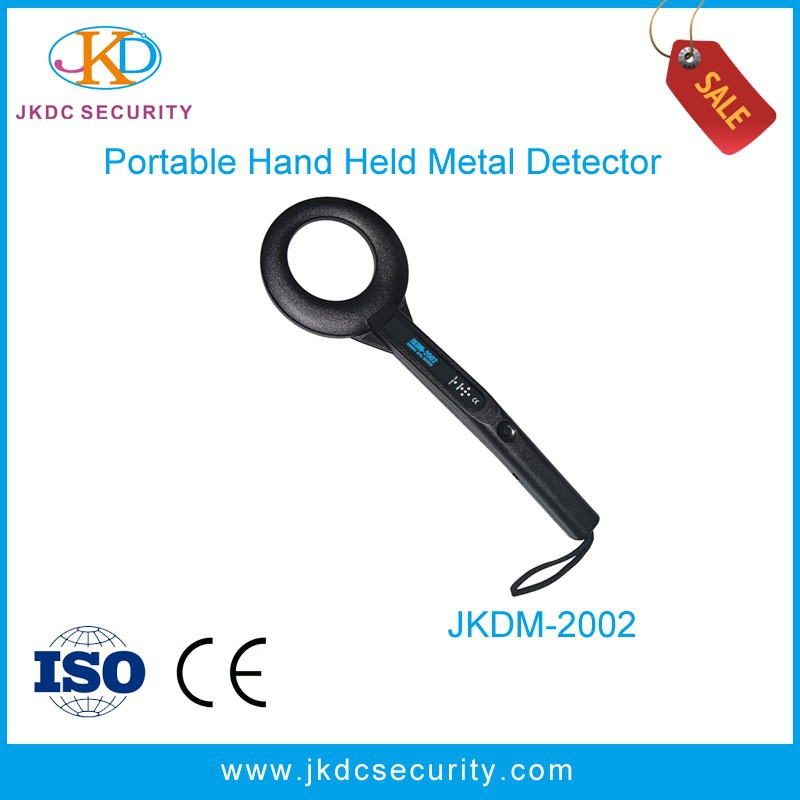 stable long lasting electronic hand held metal detector