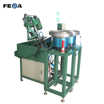 FEDA Horizontal automatic pneumatic tapping machine vertical air drilling machine