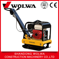 160kg mini soil vibrating plate compactor