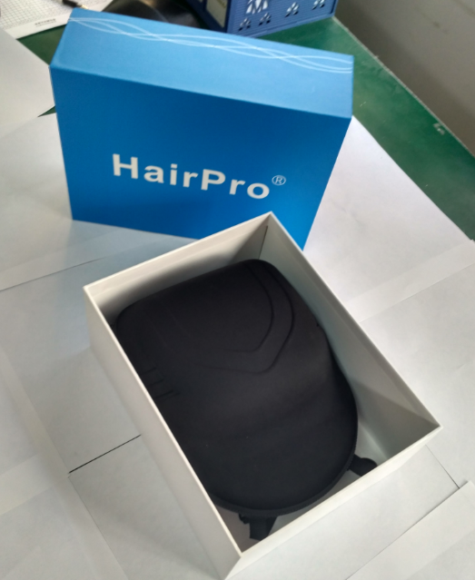 Low Level Laser cap- Anti for hair growth, Hair loss, hair rejuvenation