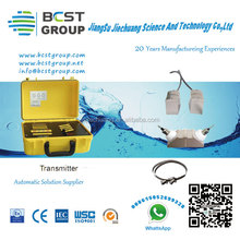 ultrasonic flow meter(portable flowmeter ) in drainage & mining