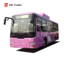 high performance 35-40 seats bus for travel use