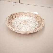 Wholsale Cheap Wicker Basket Rattan Plates