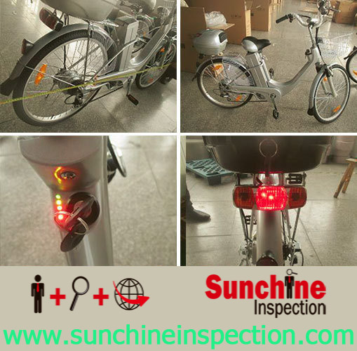 Quality inspection service for Motorcycles,scooter