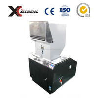 plastic grinder and crusher recycling machine