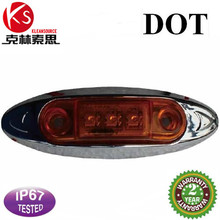 16-022 Electronics Utilities LED Truck Side Marker Light 12V 24V