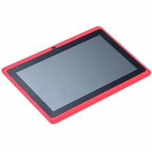 safe!! kid tablet 7inch MT6517 Allwinner A23 Dual Core android tablet with two Camera 800*480 Display Any Colors Q
