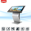 2015 for library high quality 3g wifi floor-standing touch screen kiosk bill payment all in one