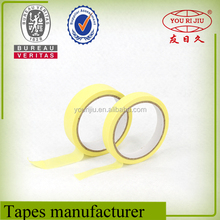 Chinese Manufacturer Great Adhesion brown masking tape with best price and high quality