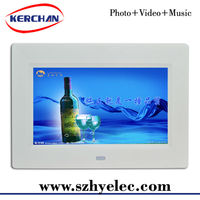 hot english movies for lcd digital frame