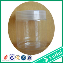 200ml big volume cosmetic use pet jar, plastic cream jar, pet plastic jar