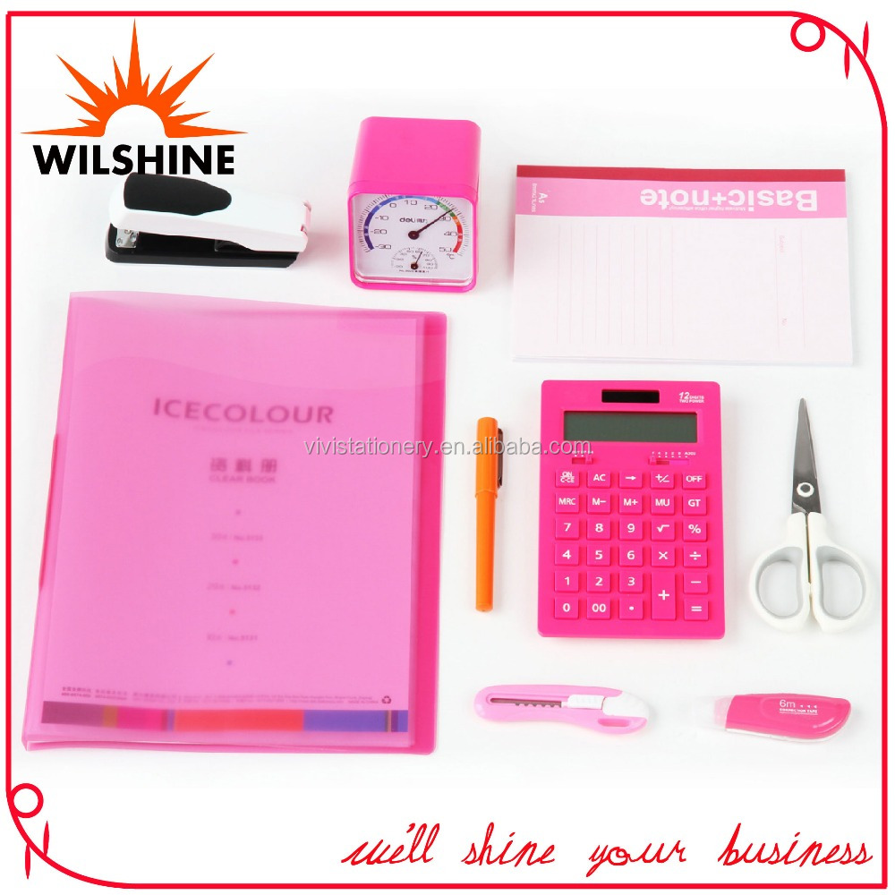 Popular School Supply for Student, Best Quality Office Supply, Office Stationery and School Stationery with Highlighter