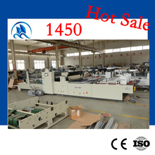 WP-1450 hot sale window patching machine for corrugated