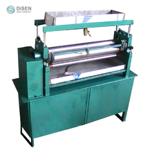 Double-sided hot melt machine adjustable speed glue coating machine wood glue machine for paper