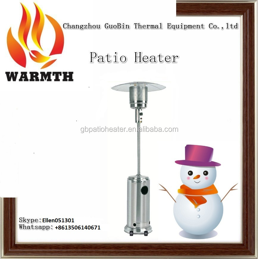 Cheap Manual Operated Heater Elegent Glass Heater Effective Sun Price Gas Patio Heater