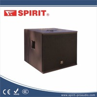 "1x12"" professional active stage sound speaker with power amplifier dj box standard E12PW 40Hz-1.5kHz ahuja"
