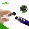 Chinese wholesaler glass globe vaporizer pen varana wax pen ego pen best product made in china