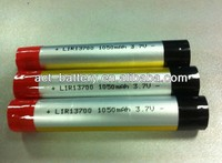 eGO Twist battery lipo 3.7V 650mah/900mah/1100mah Variable Voltage battery From 3.2 V - 4.2V