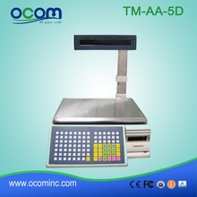 TM-AA-5D high quality and good price usb electronic weighing scales for fruits