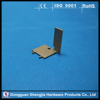 90 degree bending ferrule cable ring terminal block connector