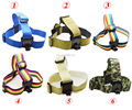 Colorful Head strap for Go Pro Hero 3+/3/2/1, with anti-slide glue same 6 colors as photo