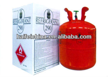 epoxy resin refrigerant gas R290