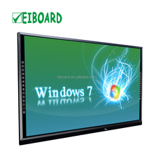 Office school supplies 75 inch 4K infrared led electronic digital display board