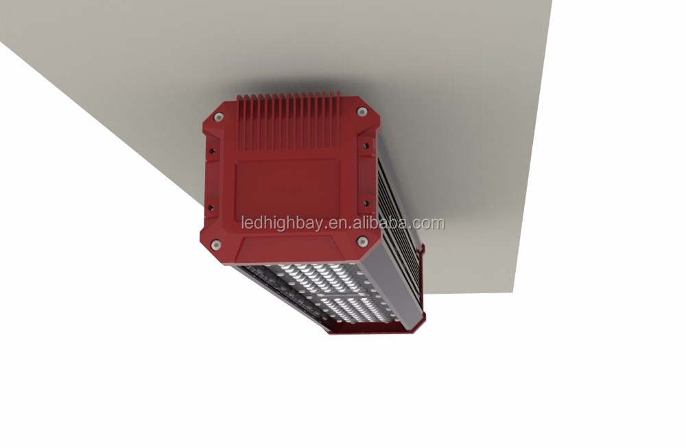 industrial IP65 70w linear led high bay light