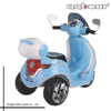 6V 3 Wheel Electric Battery Motorcycle For Child Toddler With Music Light