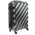 Abs suitcase Expandable Abs Printed Hard Shell Luggage