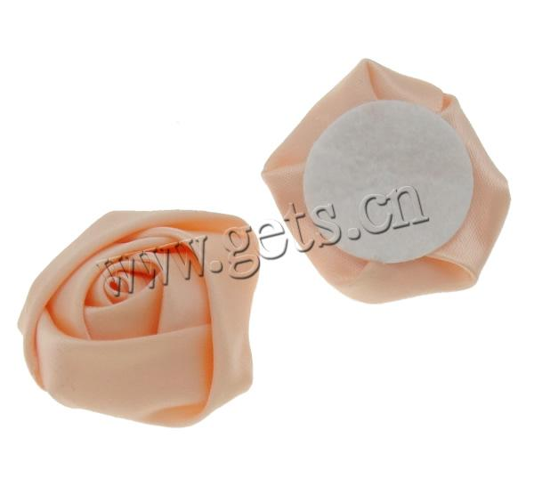 Ribbon Flower Orange Ribbon Charms 767598