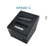 3inch thermal bill receipt restaurant printer with usb interfacep pos printer