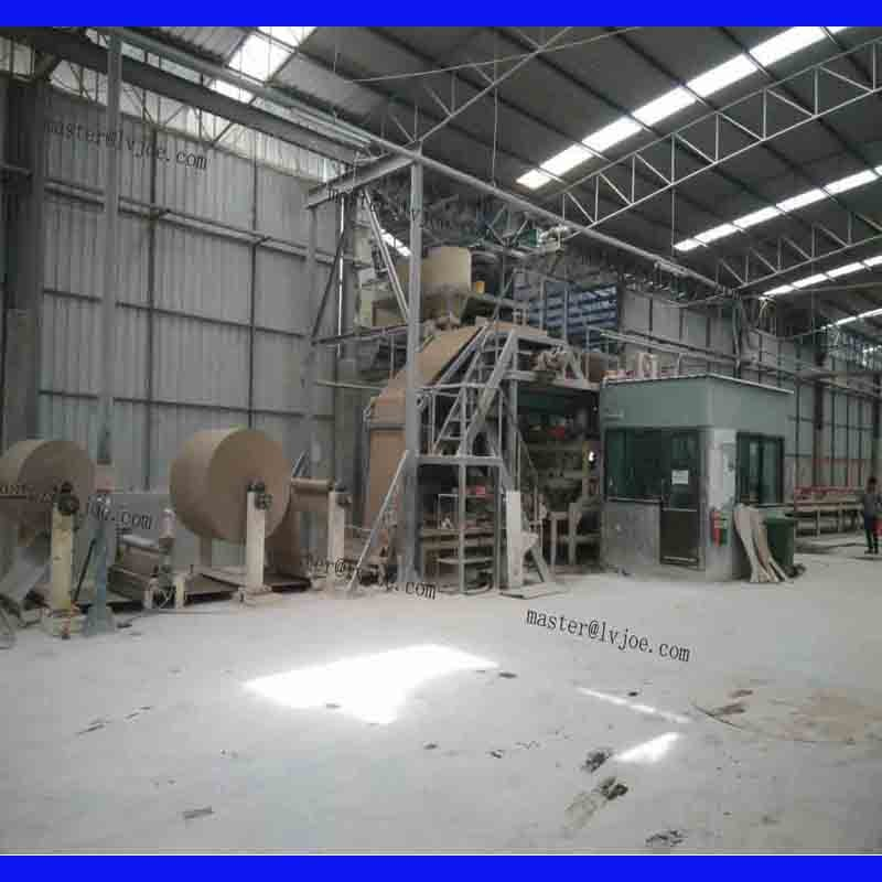 2017 CE Certification for gypsum board machine