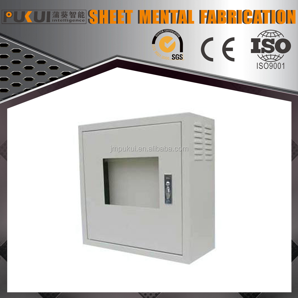 High Quality Welding Processing Services Outdoor Battery Cabinet