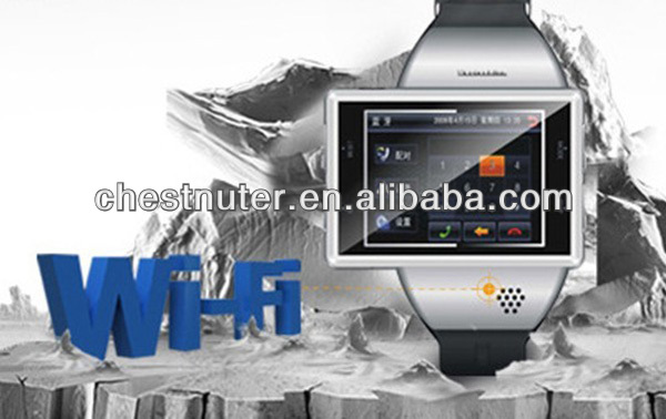 z1 watch phone With Big Screen Unlocked android watch phone Java SMS 1.3Mp Camera 2 Sim Card Bluetooth FM GPRS GSM