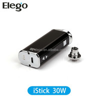 Big vapor ecig box MOD Authentic Ismoka 30w eleaf istick 30w