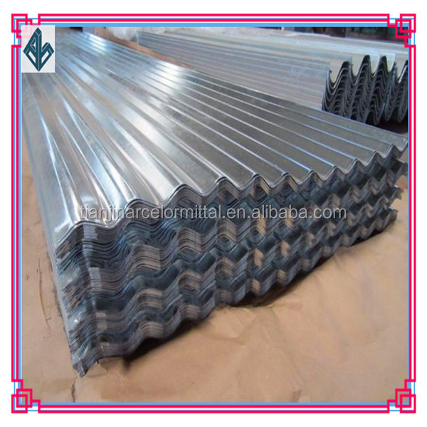 low alloy corrugated steel sheets for roofing