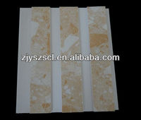 marble pvc ceiling & wall panel for bathroom