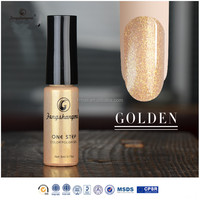 fengshangmei nail gel colors GMP certificated nail art soak off 1 step gel 5ml