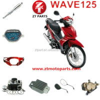 China Suppliers!! WAVE115 Motorcycle Parts Motorcycle Spare Parts for South America