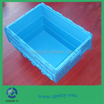 50L Plastic Solid Moving Tote